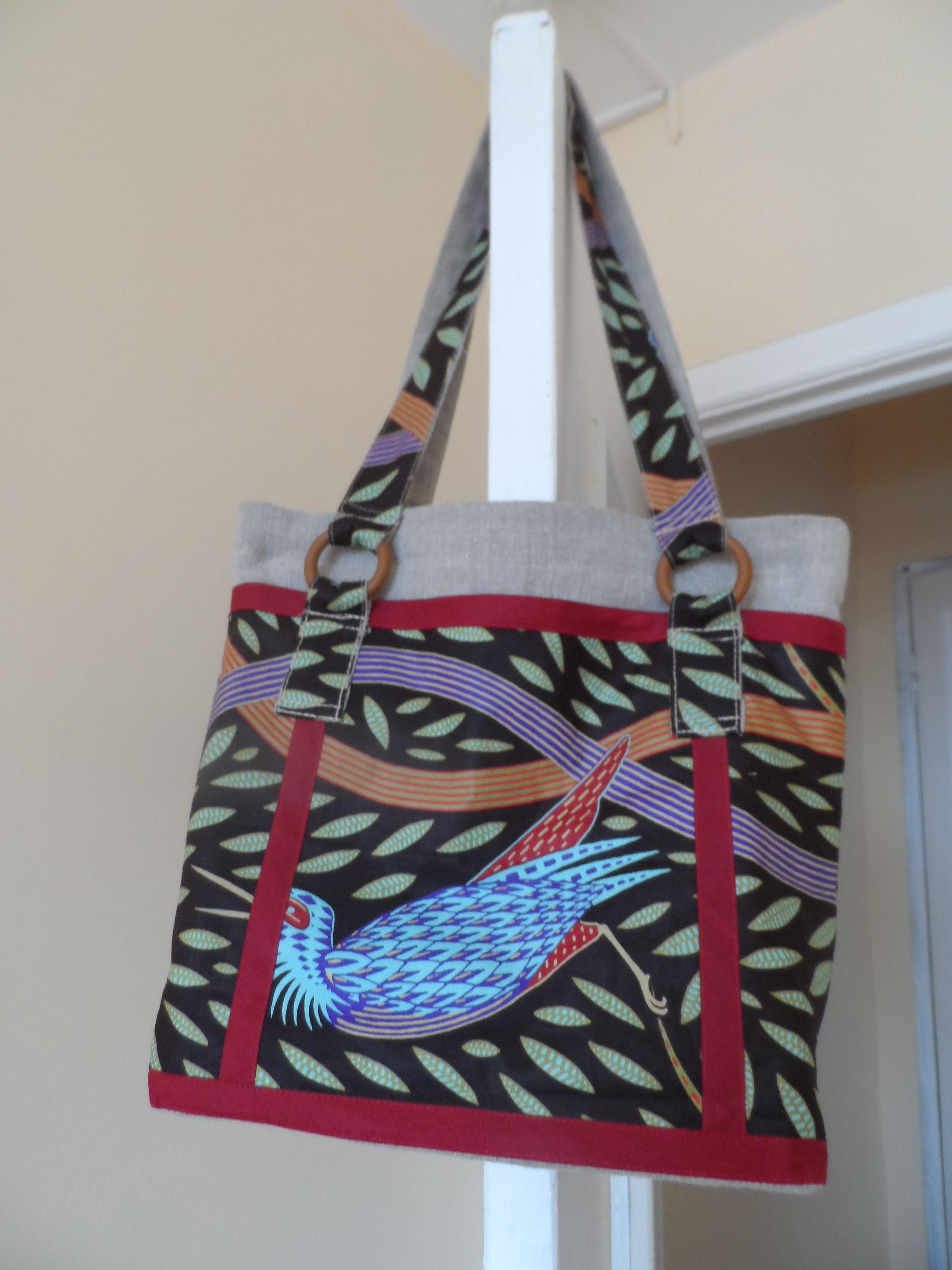 аксессуар сумка текстиль
