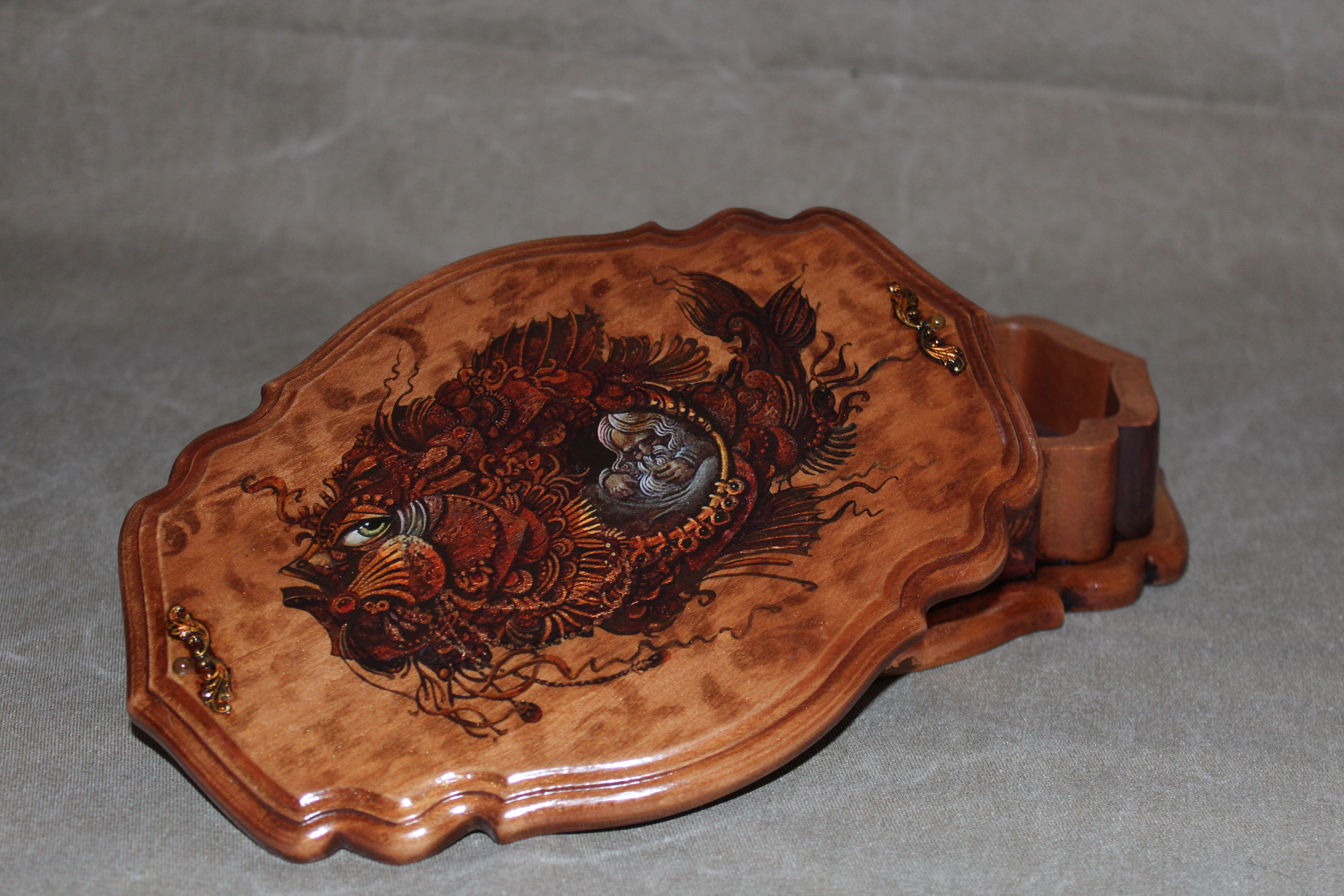 украшений шкатулка для девушке деревянная подарок