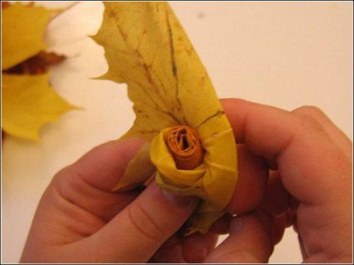 Поделки из природного материала своими руками 8