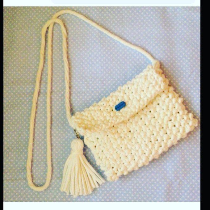 сумочки вязаные