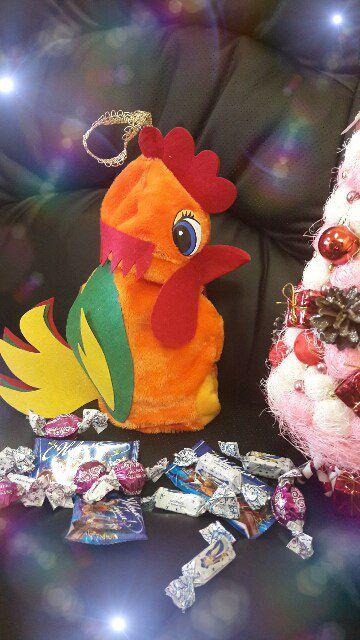 handmade праздники детям игрушки подарки новыйгод ручнаяработа