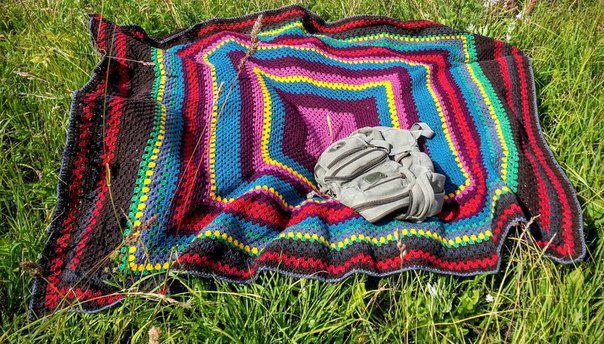 ручнаяработа вязание пледы расцветка вязаниепледовквадратами вашзаказ текстильдлядома бабушкинквадрат накидки крючком вязаниекрючком