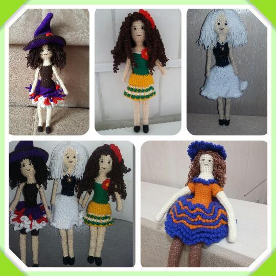 каркасные куклы