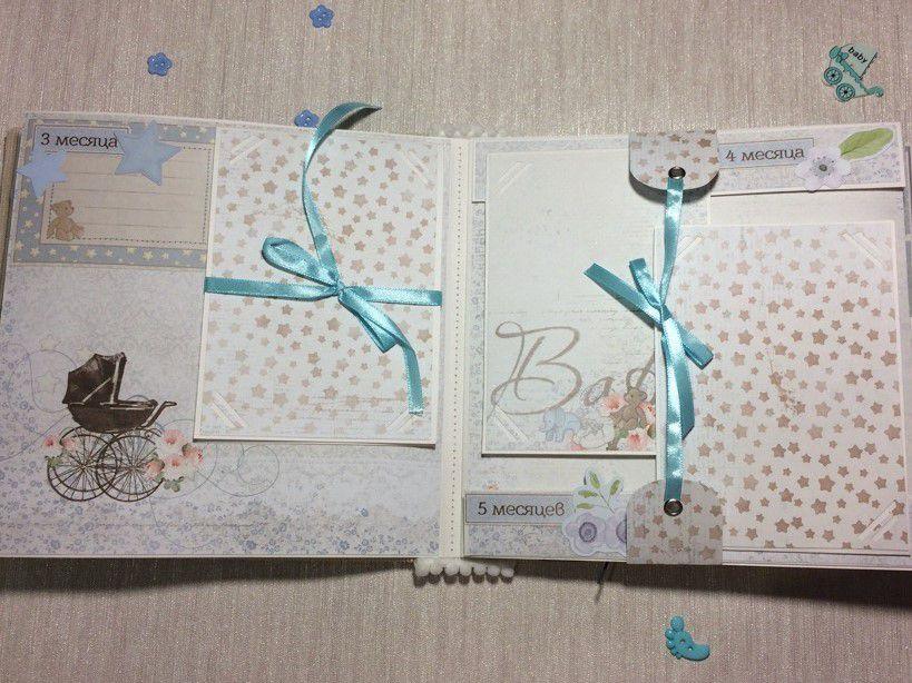 ручная подарок новорожденному работа