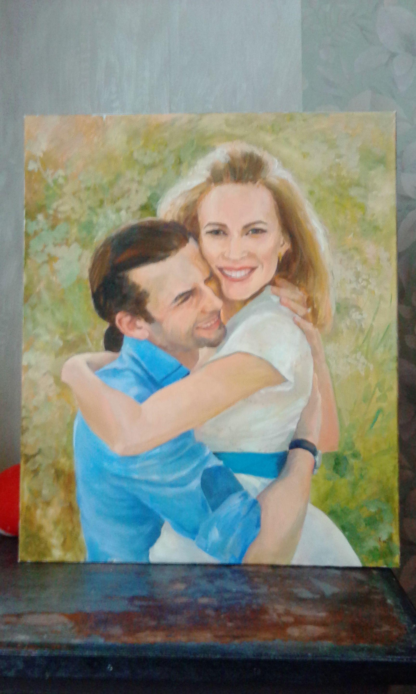 масло заазатьпортрет шарж графика портрет назаказ уголь акварель холст картина подарок