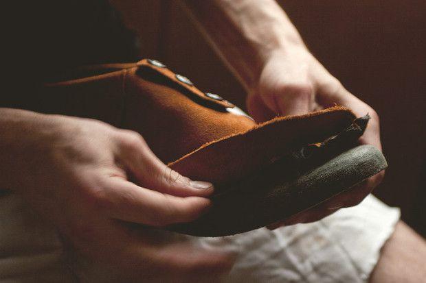 Обувь своими руками 7