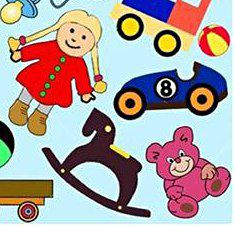 игрушки ярмарка