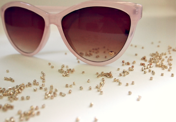 очков украшение дизайн руками очки своими