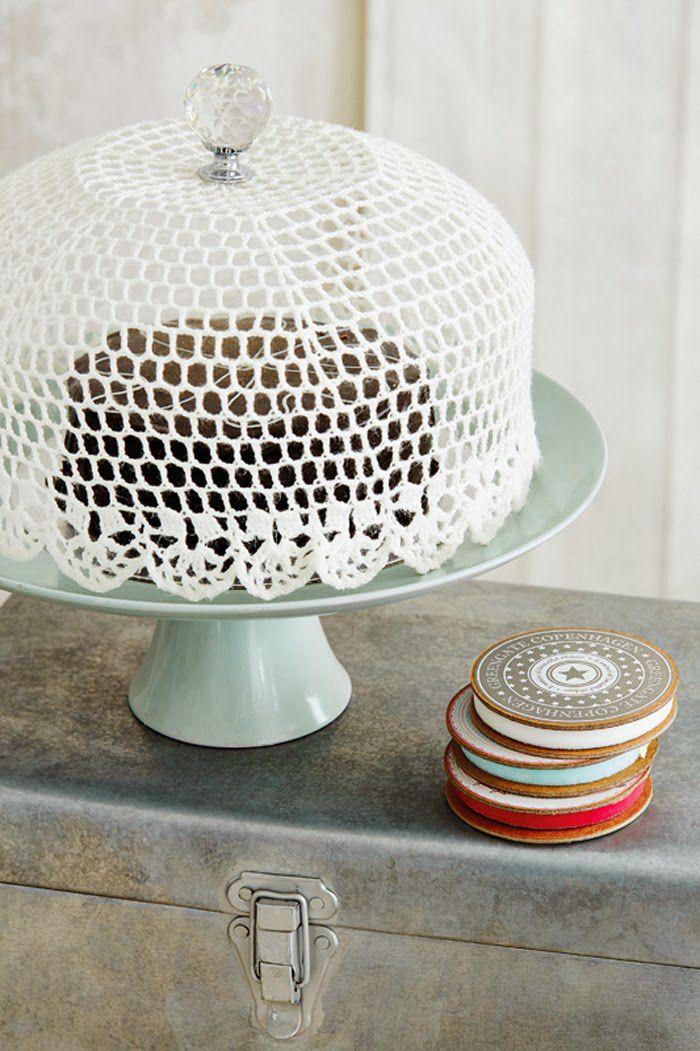 для салфетки декор сам сделай продуктов пати вечеринки салфетку летний крышка вязанную перепрофилировать вязанные