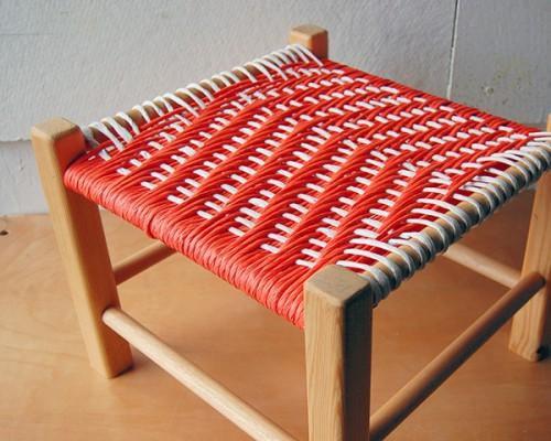 оригинальная оплетка мастеркласс мебель стул