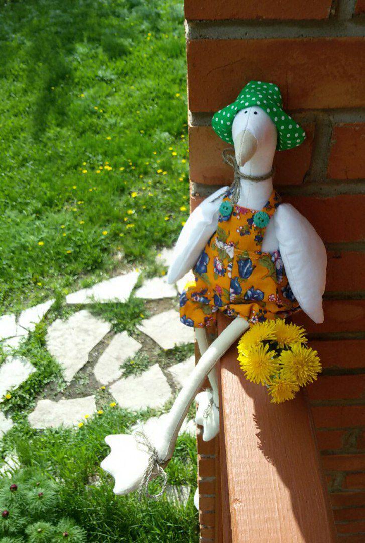 игрушка кукла детям тильда подарок