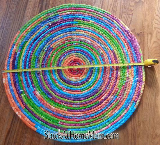 идеи своими комнаты быт веревка для руками коврик доделки домашний дома ткани детской сделай сам дети