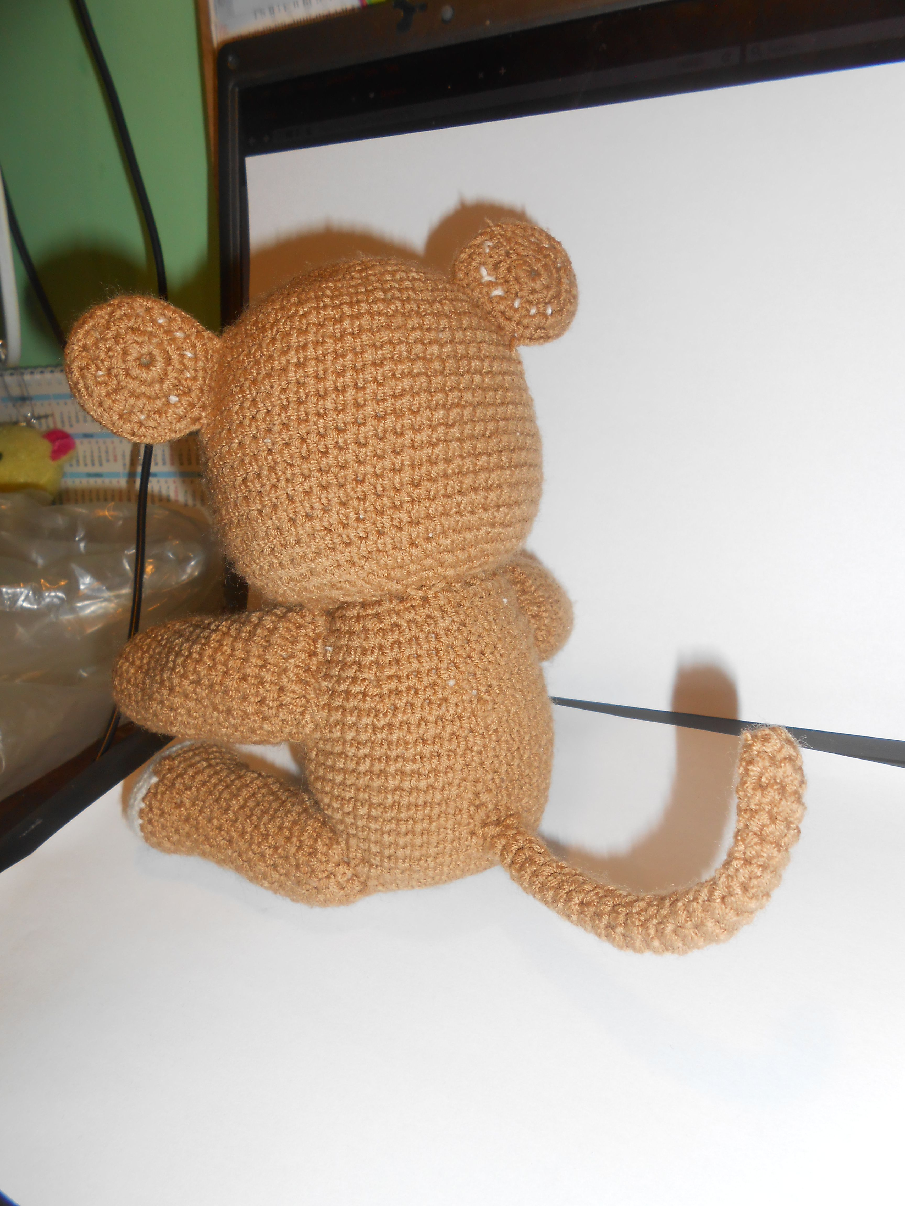 игрушки дети вязание ручная робота крючком