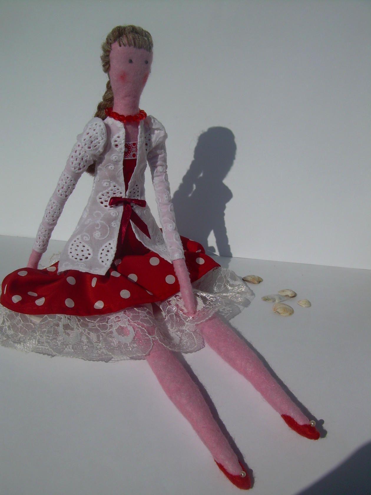 подарок эксклюзив работа заказ ручная кукла тильда