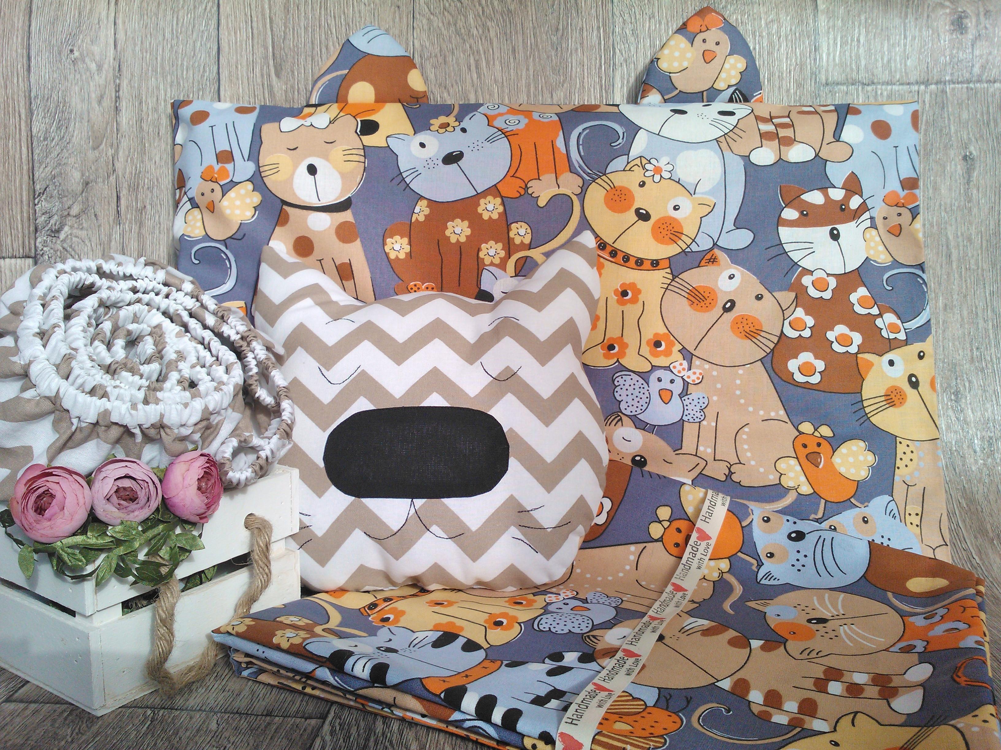 подарок детям уют кроватка сон ручнаяработа
