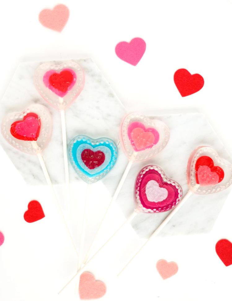 идея сделайсам любовь мыло сердечко валентинка