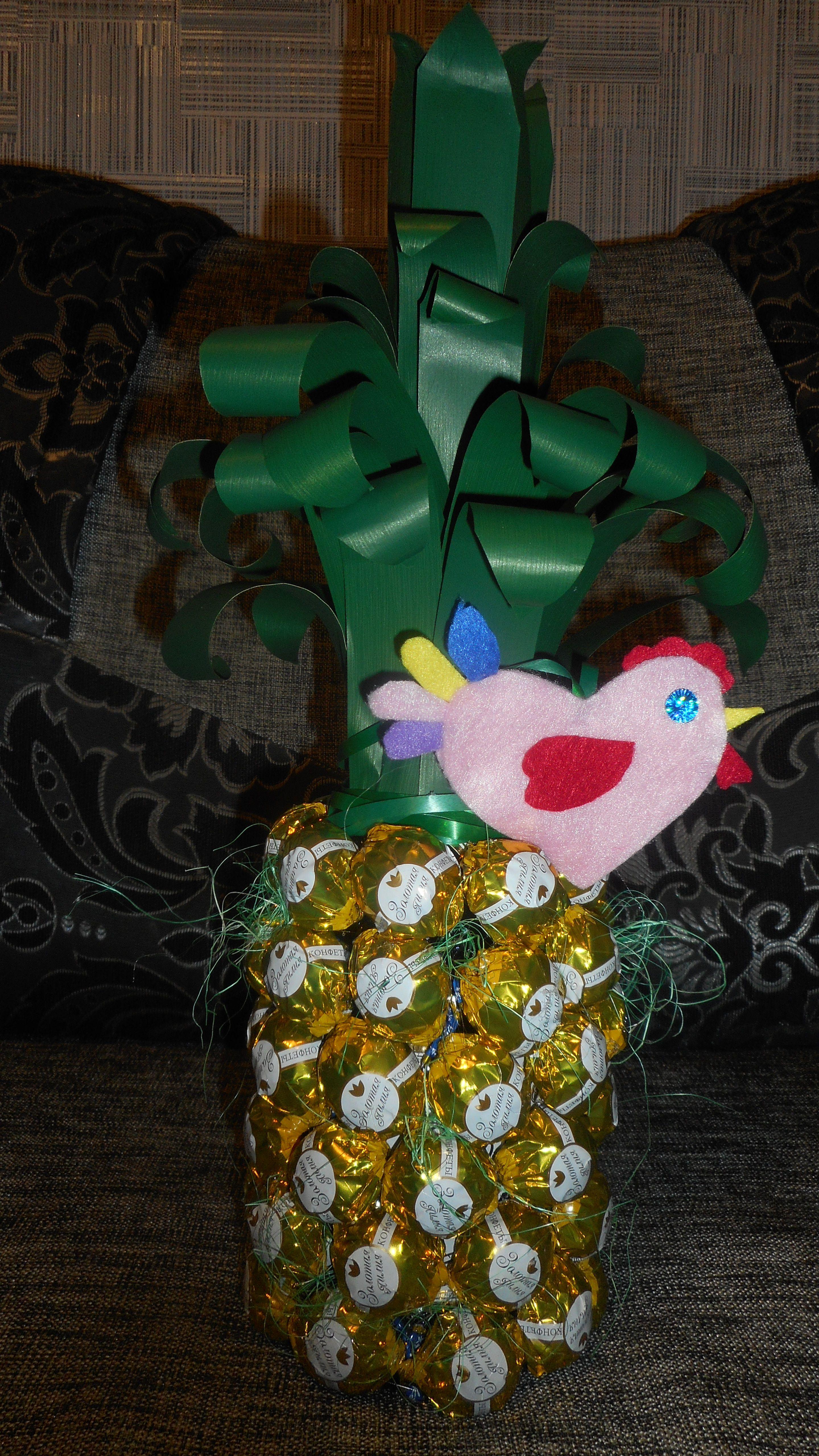 шампанского из подарок год новый конфет сладкий и