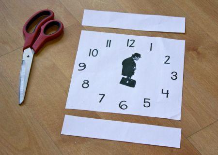 Часы своими руками 5