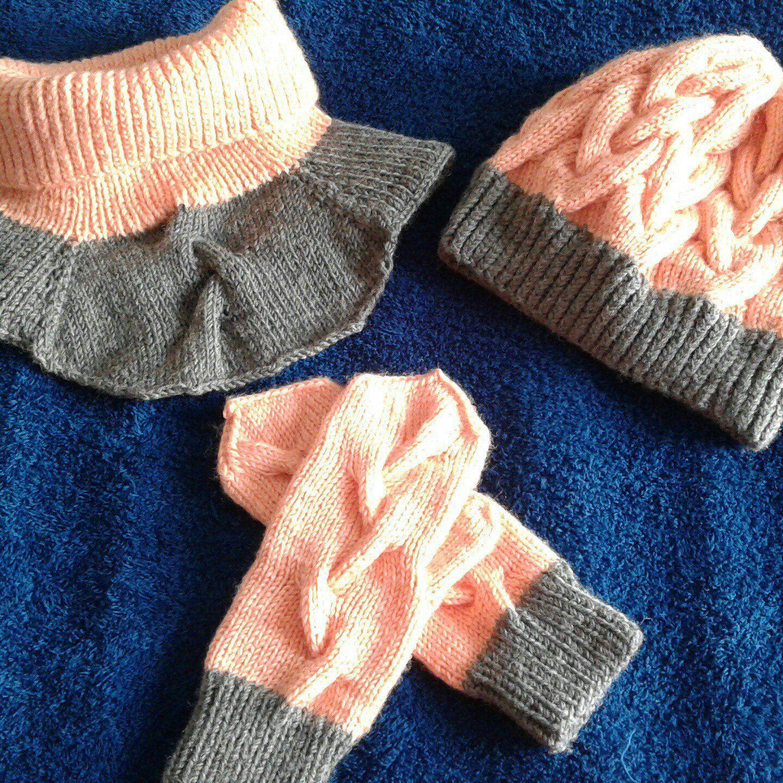 вязание хендмей работа ручное