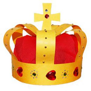 Корона своими руками 10