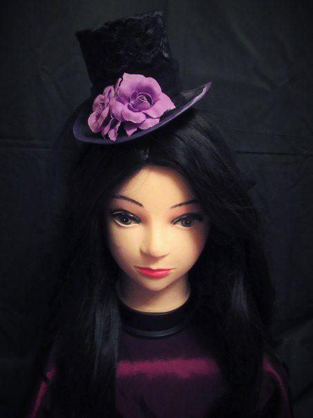 шляпка минишляпка