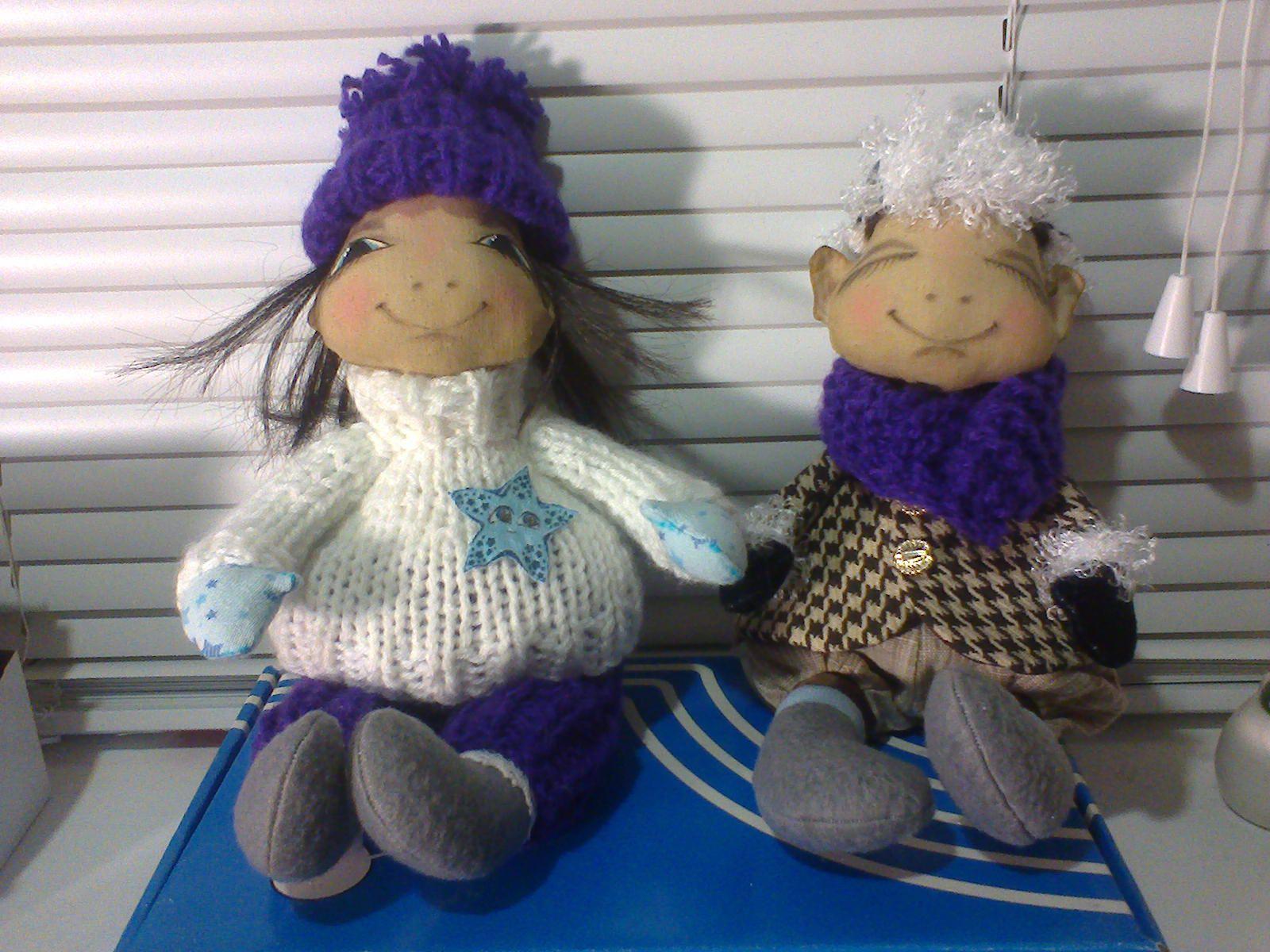 ручнаяработа куклаизткани подарок кукла