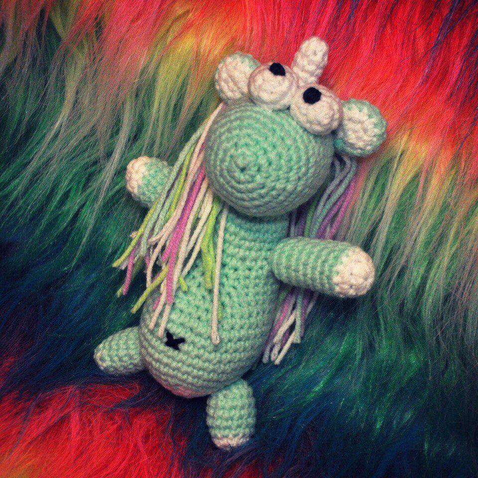 ручнаяработа вязаный игрушка крючок bogiboo единорог сувенир амигуруми игрушкакрючком handmade вязанаяигрушка подарок крючком