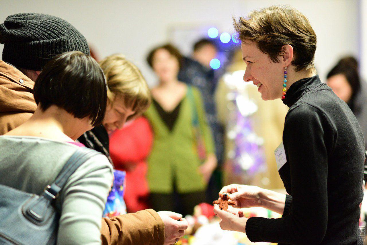 новогодние подарки ярмарка выставка