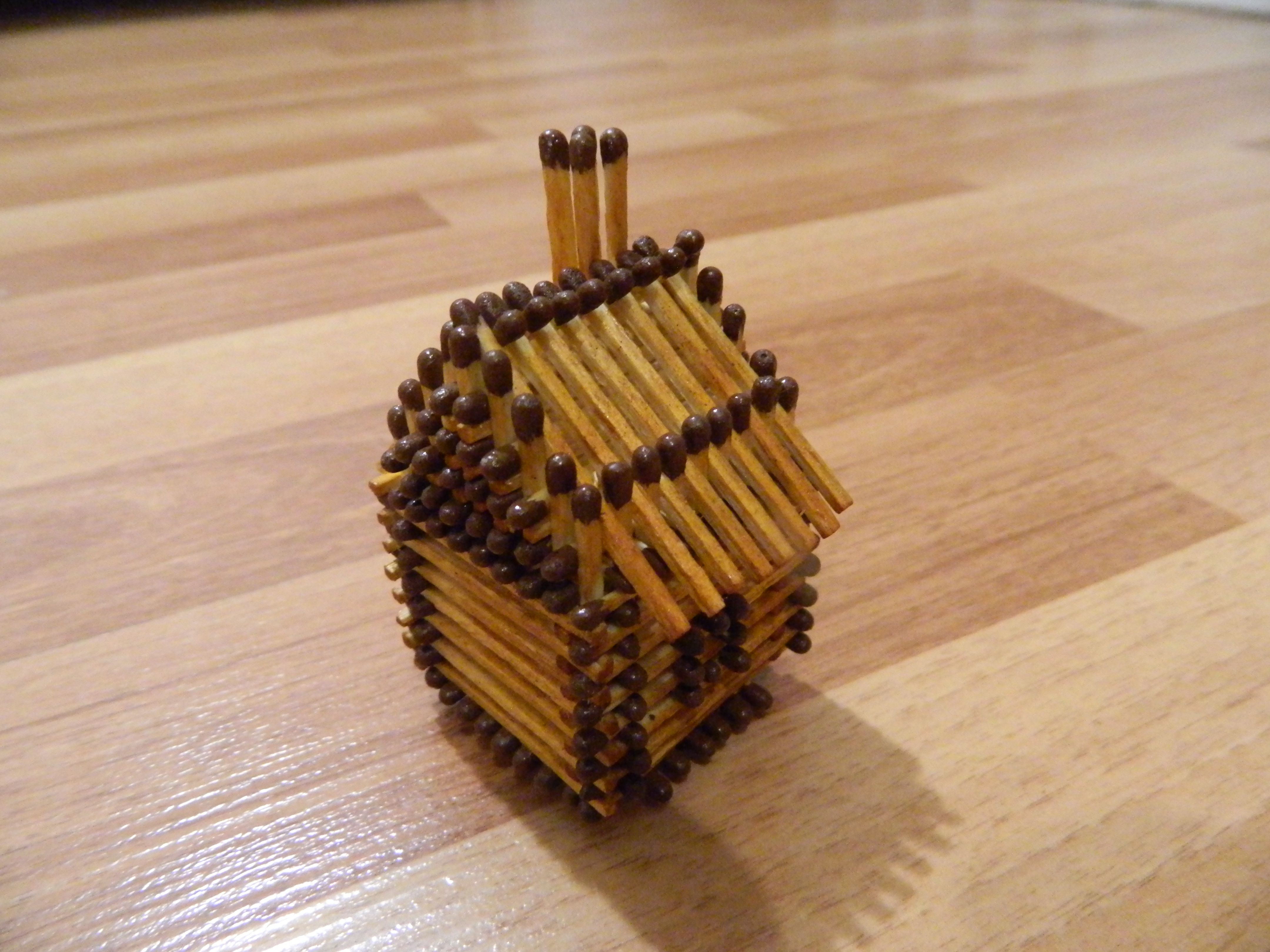 уют домик дерево ручная_работа миниатюра