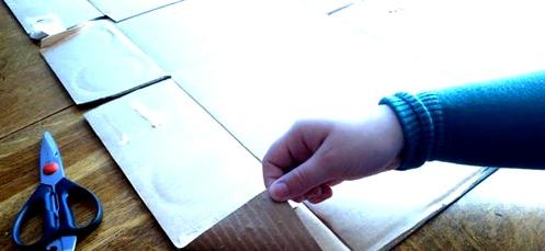 Поделки из картона 1