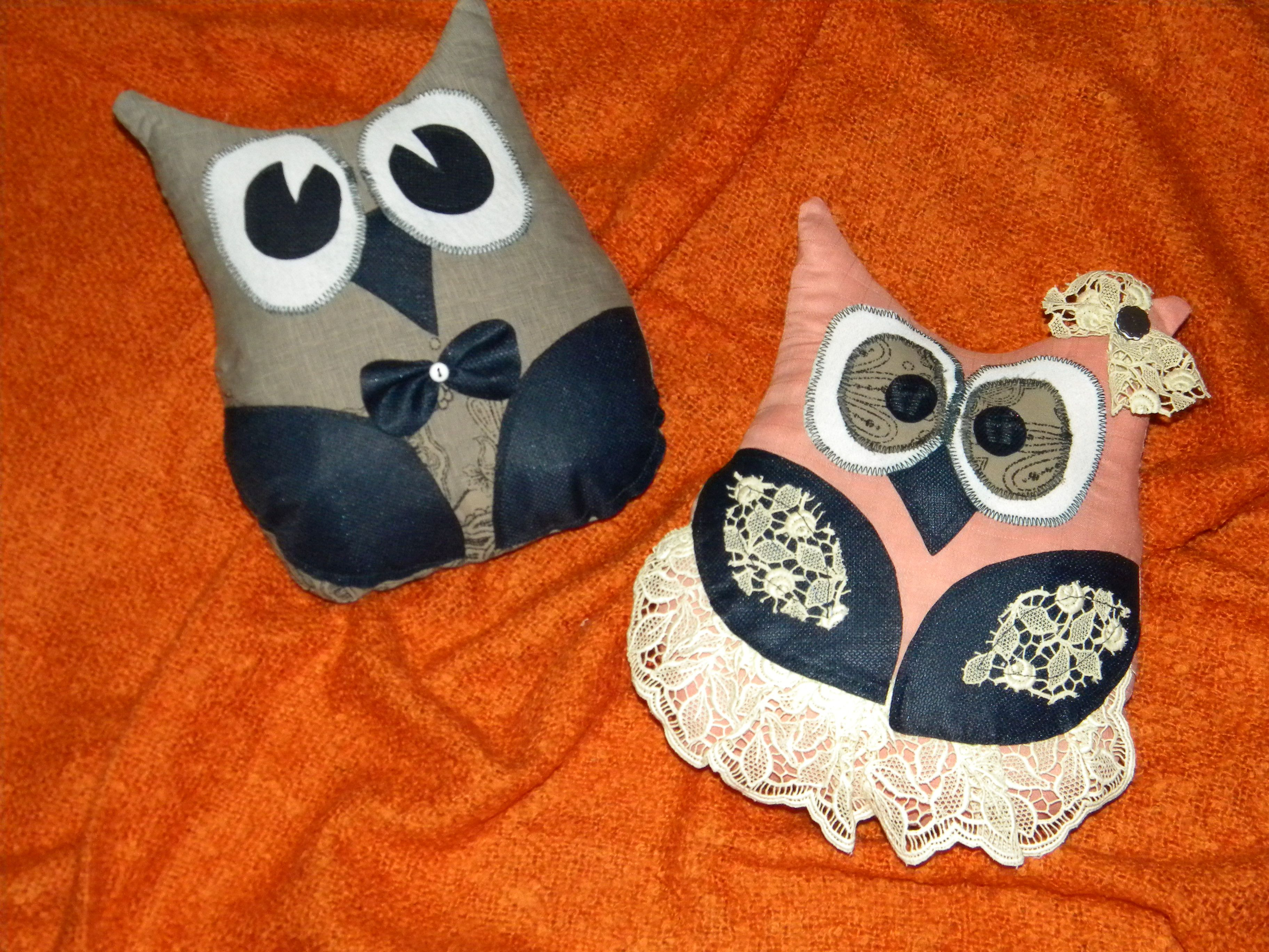 подушка игрушки подарок синтепон декор мягкие интерьер сова