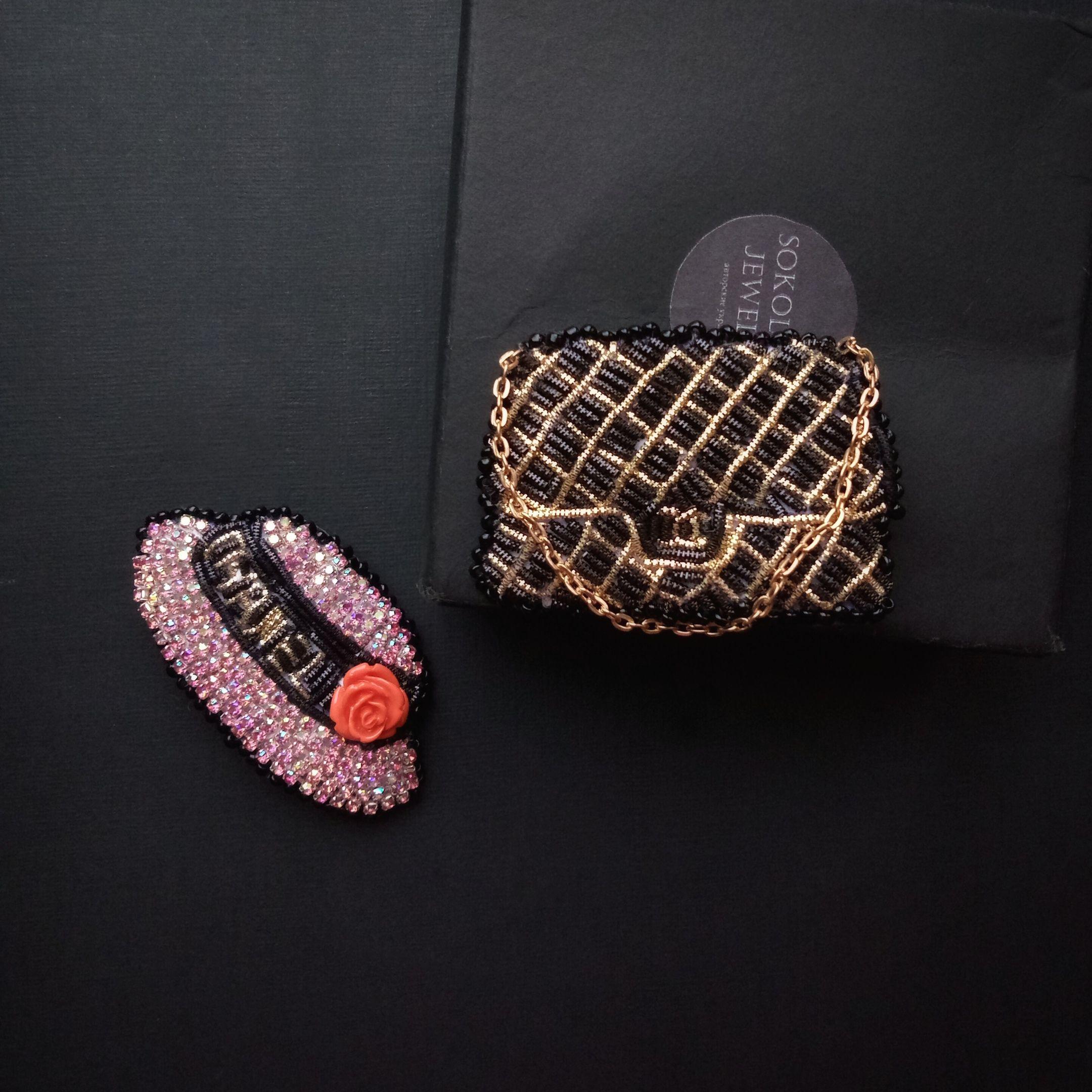 женщины подарок брошь украшение для шанель brooch jewelry chanel девушки