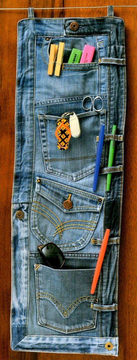 Старые джинсы: новая жизнь - Infoniac 40