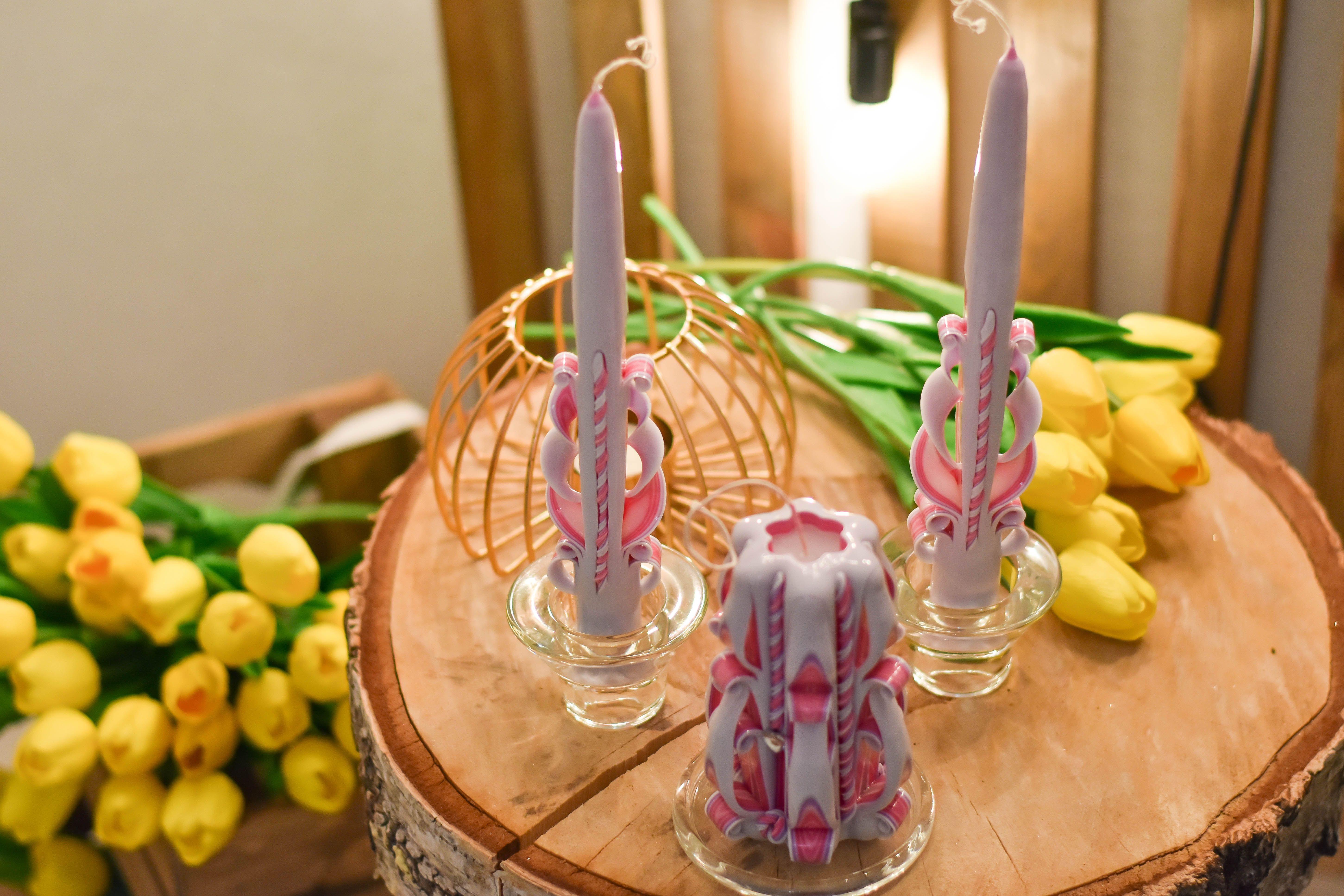 ручнаяработа семейныйочаг подарок резныесвечи свечи крестины свадебныесвечи свеча красивыесвечи резнаясвеча венчание свадьба