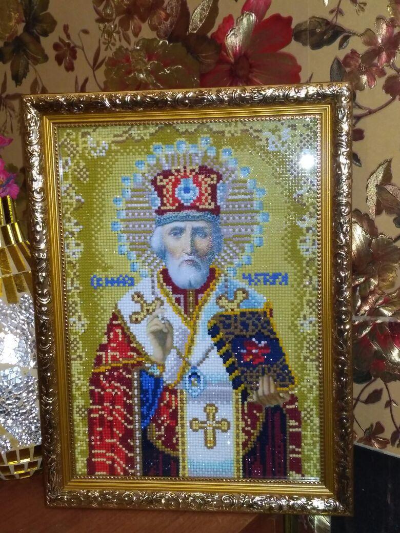 николай икона церковь