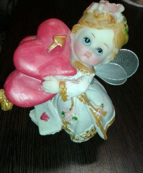 14февраля валентинка статуэтка святойвалентин любовь купидон деньвлюбленных
