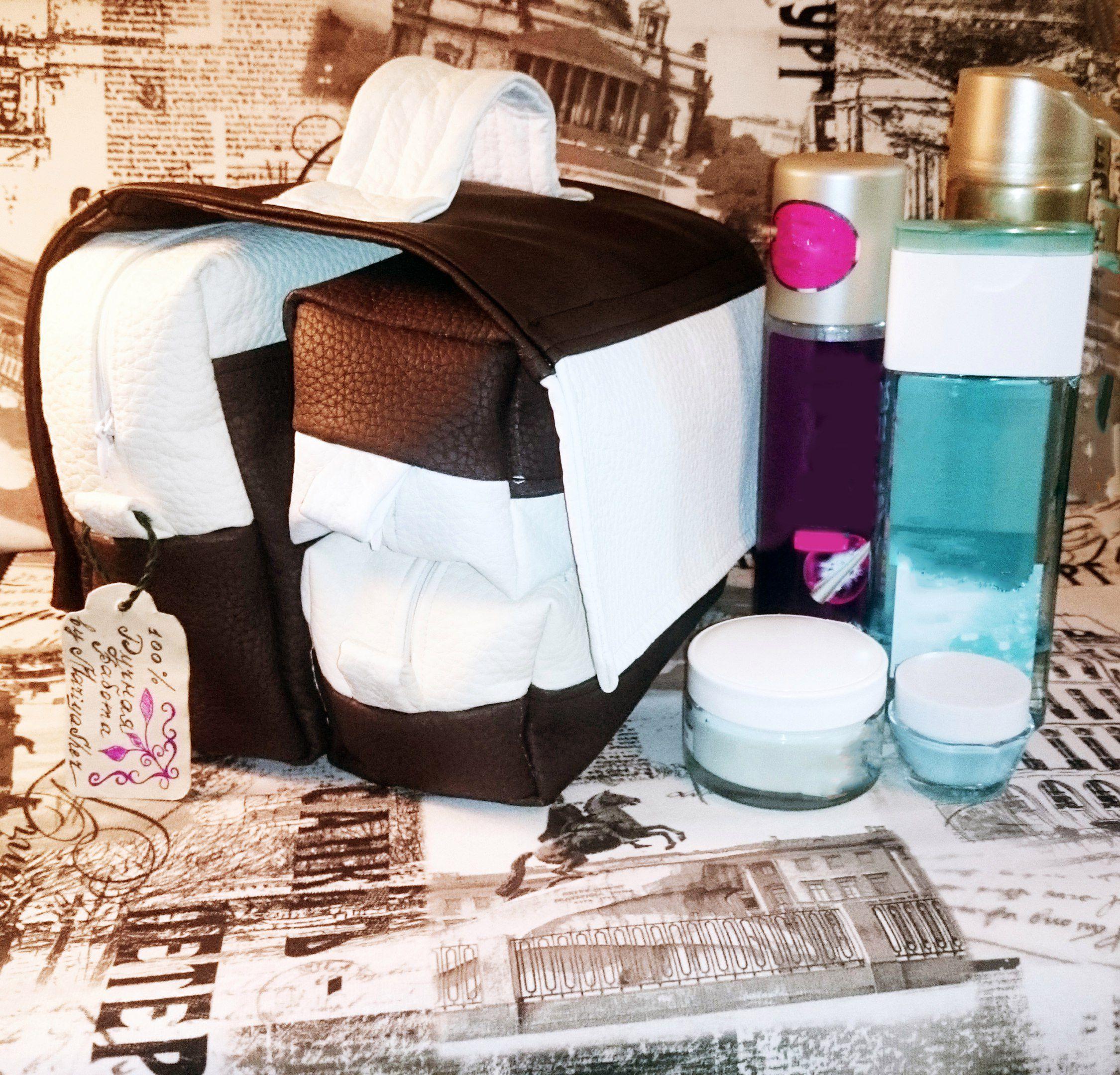женская работы ручной косметичка сумочка купить чемоданчик экокожи спб косметика