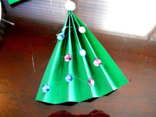 Рождественские открытки своими руками 19