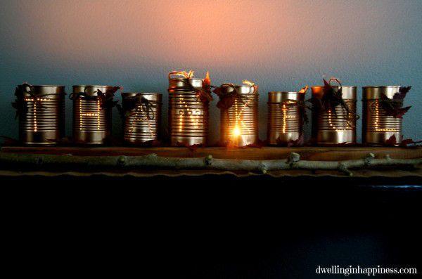 руками вечеринки мраморные светильники подсвечники своими