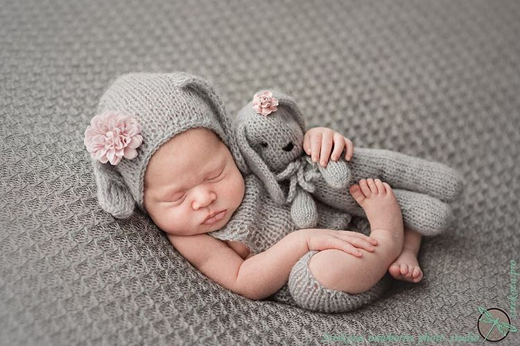 новорожденных фотосессии реквизит для