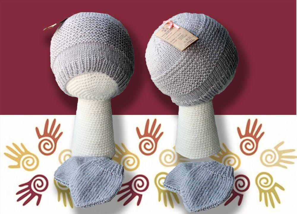 шапки детские купить работа шапочки комплект ручная шляпы для связанное продажа вязаное аксессуары детям чепчики малыша новорожденные митенки и спицами