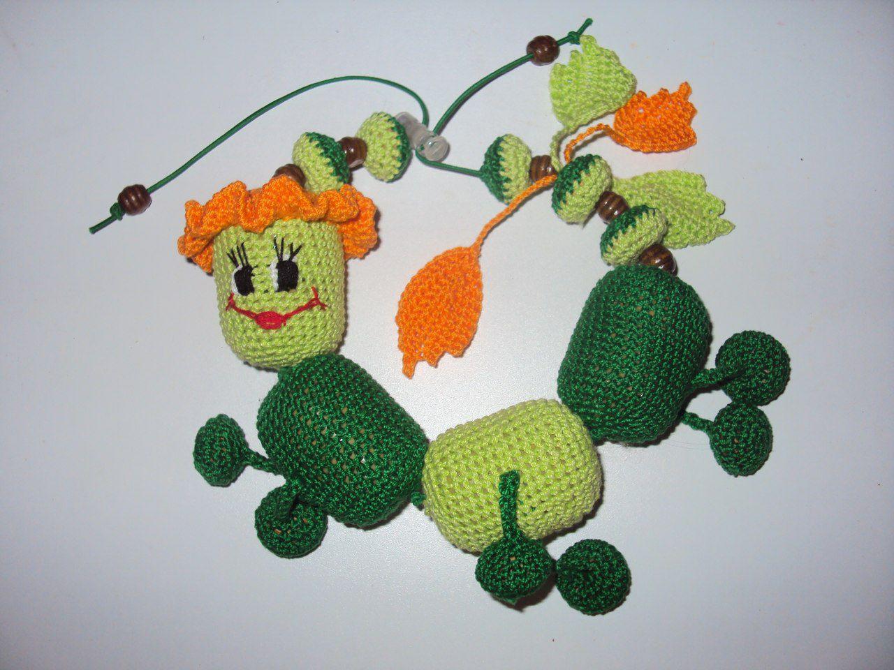 слингобусы вязаное детская игрушка украшение