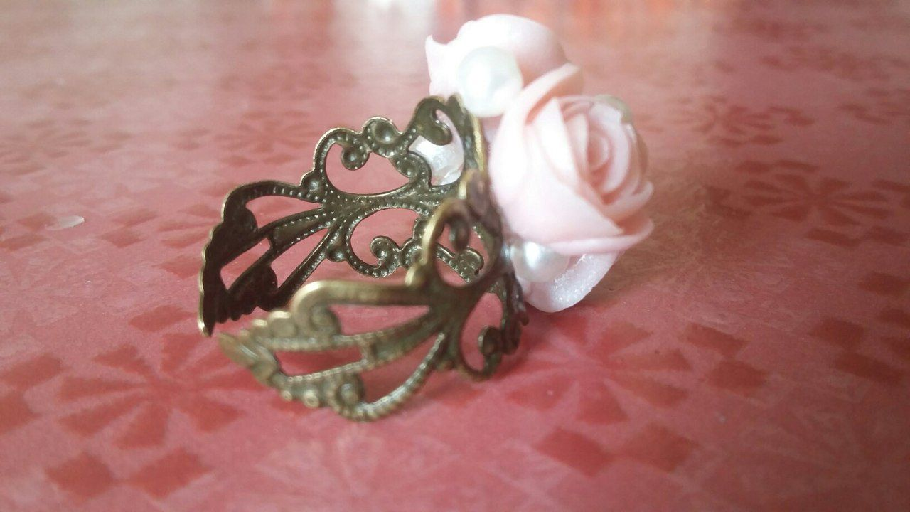 ручнаяработа цветочноекольцо кольцосцветами суперкрасивоекольцо кольцо красота handmade украшения розы колечко полимернаяглина девушкам подарки