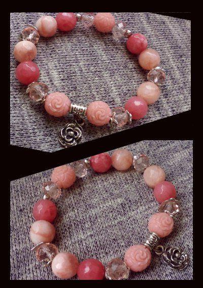 handmade браслет бижутерия натуральные ручнаяработа украшения камни