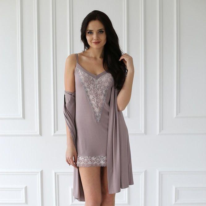 женская одежда белье сна сорочка для ночная пеньюар женское домашняя пижама