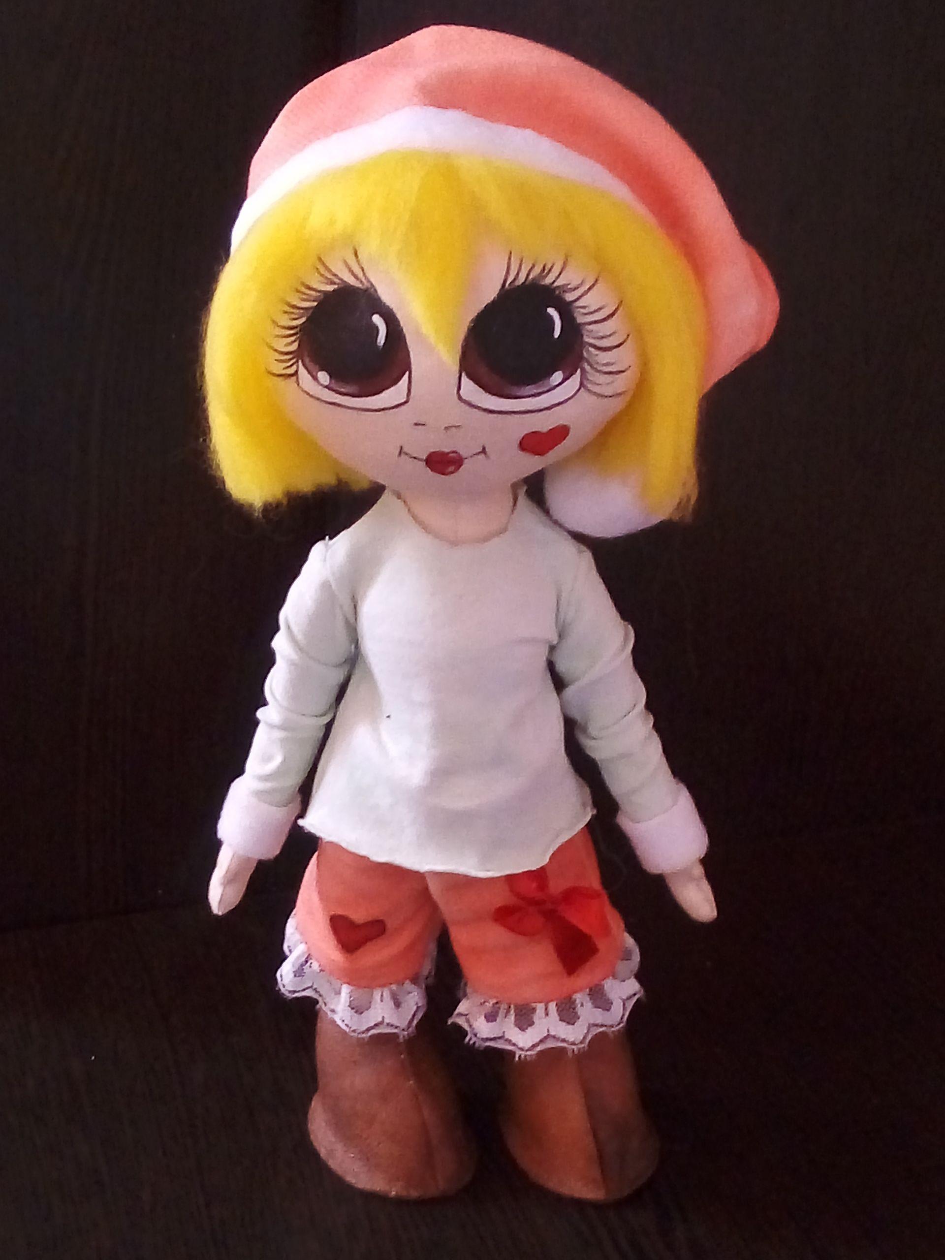 набор кукла подарок
