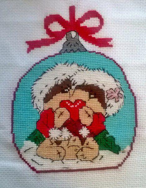 вышивка домашнийбыт подарок дети