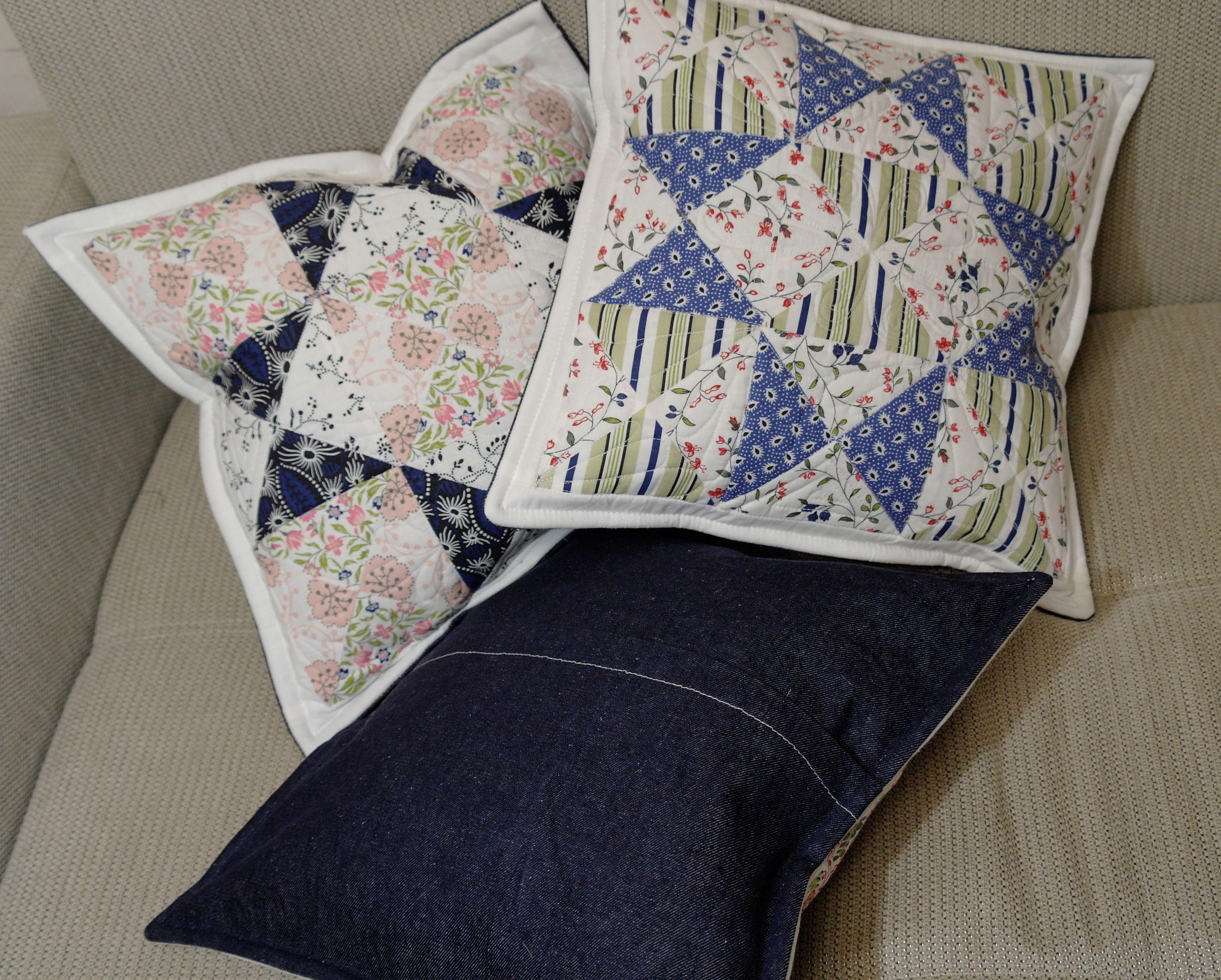 подушка квилтинг печворк декоративн диван