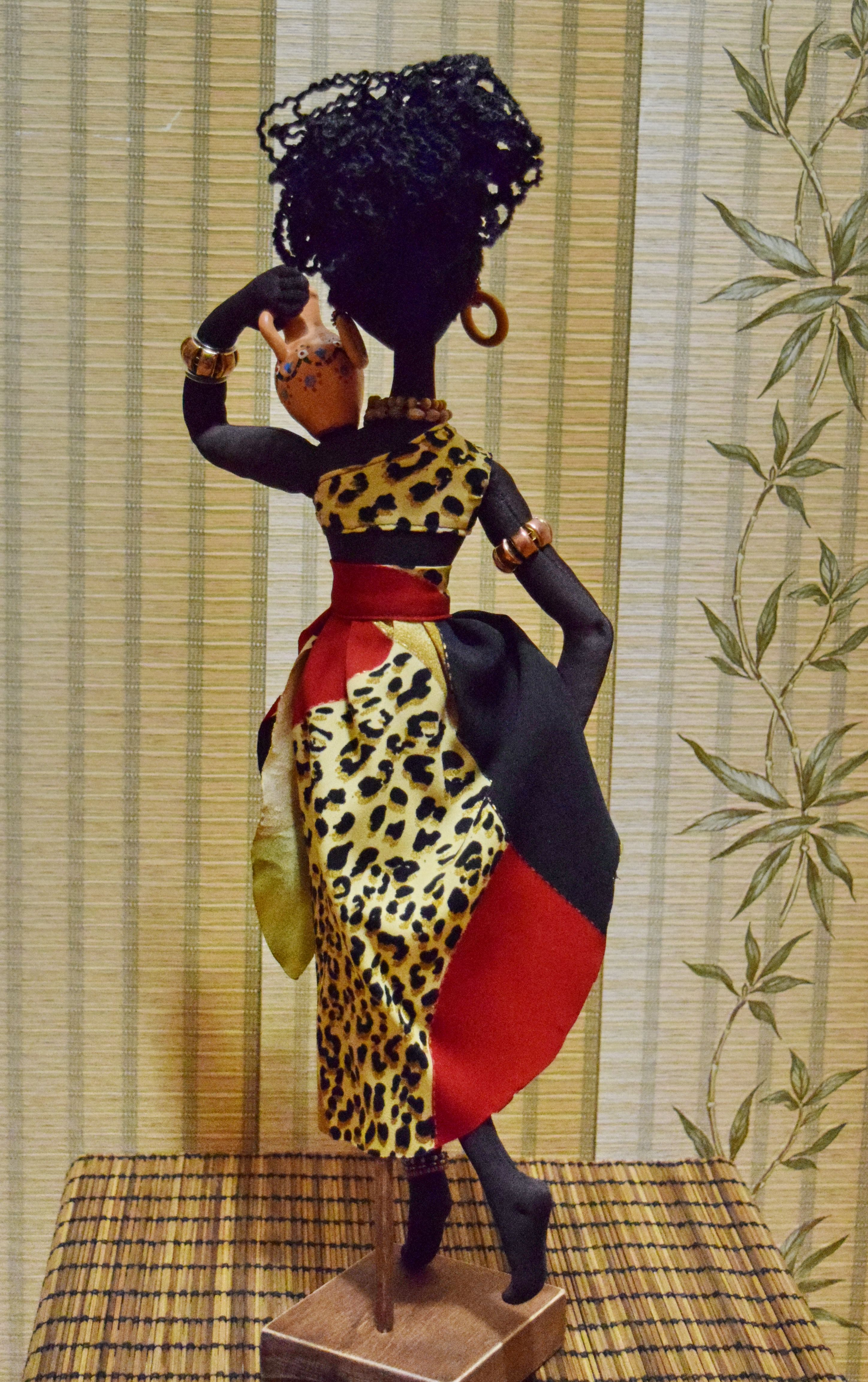ручнаяработа женщине подарок негритянка африканка экзотика сувенир hendmade девушке выставки