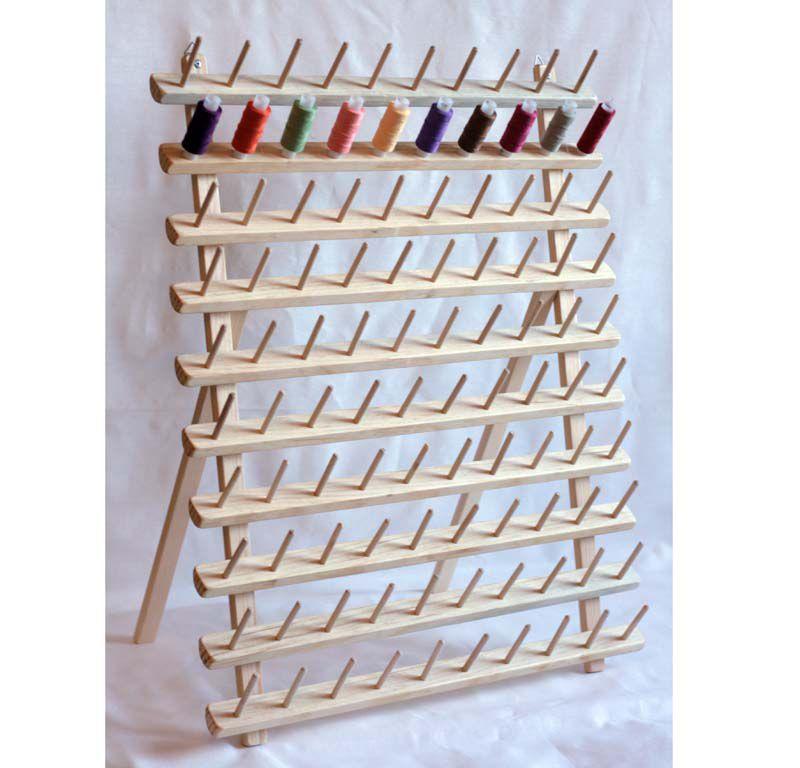 подставка стенд рабочее катушки хранение шитье нитки органайзер порядок хобби место